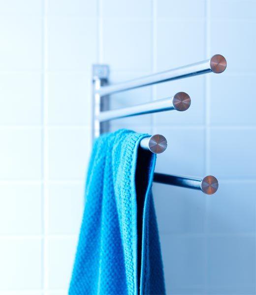 GRUNDTAL handdoekenrek | badkamer | Pinterest | Clean house, Towels ...