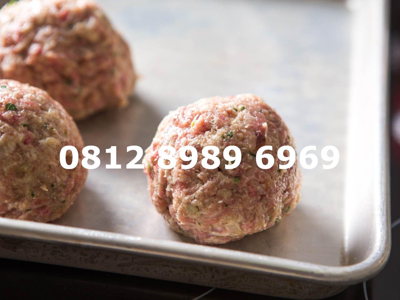 0812 8989 6969 Bakso Jumbo Makanan Beku Makanan Bakso