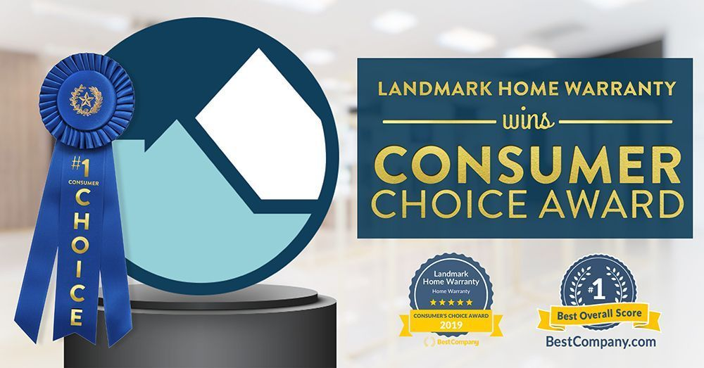We Are Excited To Announce That We Ve Been Honored With The Consumer Choice Award From Best Company For 2019 Home Warranty Best Home Warranty Choice Awards