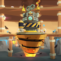 Ground Driller Mod Apk Unlimited Money V1 0 8 Android Crush Your Enemies Android Mini Games