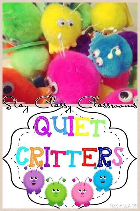Quiet Critters & Quiet Spray Labels and Instructions #quietcritters Quiet Critters only come out of their soundproof jar when everyone is quiet! A wonderful classroom management tool.. hand them out to students who are quiet. Critters were purchased at spotlight. Label available through TpT store #quietcritters Quiet Critters & Quiet Spray Labels and Instructions #quietcritters Quiet Critters only come out of their soundproof jar when everyone is quiet! A wonderful classroom management tool.. ha #quietcritters