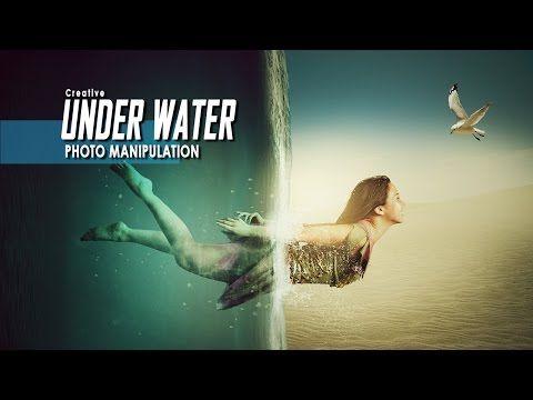 6d53923aa7 Como hacer el efecto de visión bajo el agua en Photoshop [Video] - Club  Fotografía101- Tu universidad fotográfica