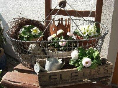 dekoriert neben meiner haust fr hling pinterest flowers garden garten and gardens. Black Bedroom Furniture Sets. Home Design Ideas