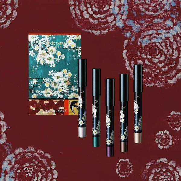 Cle de peau nuit de chine eye color pencils beauty pinterest cle de peau nuit de chine eye color pencils pretty wallpapersholidays voltagebd Gallery