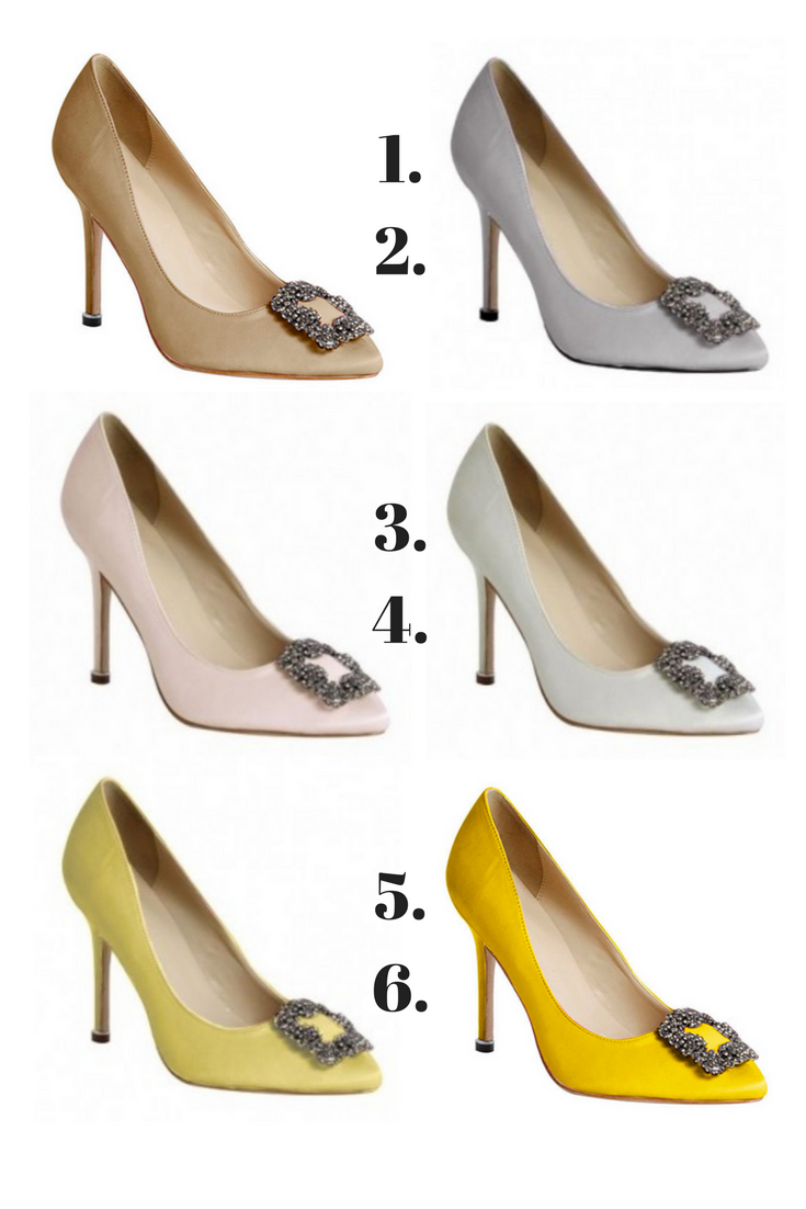 75fad60e3c4 The ULTIMATE Guide To Manolo Blahnik Dupes  Find Affordable Alternatives To  Steal The Sex And The City High Heels Look