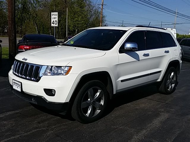 2012 Jeep Grand Cherokee Limited 4wd Jeep Grand Cherokee Used