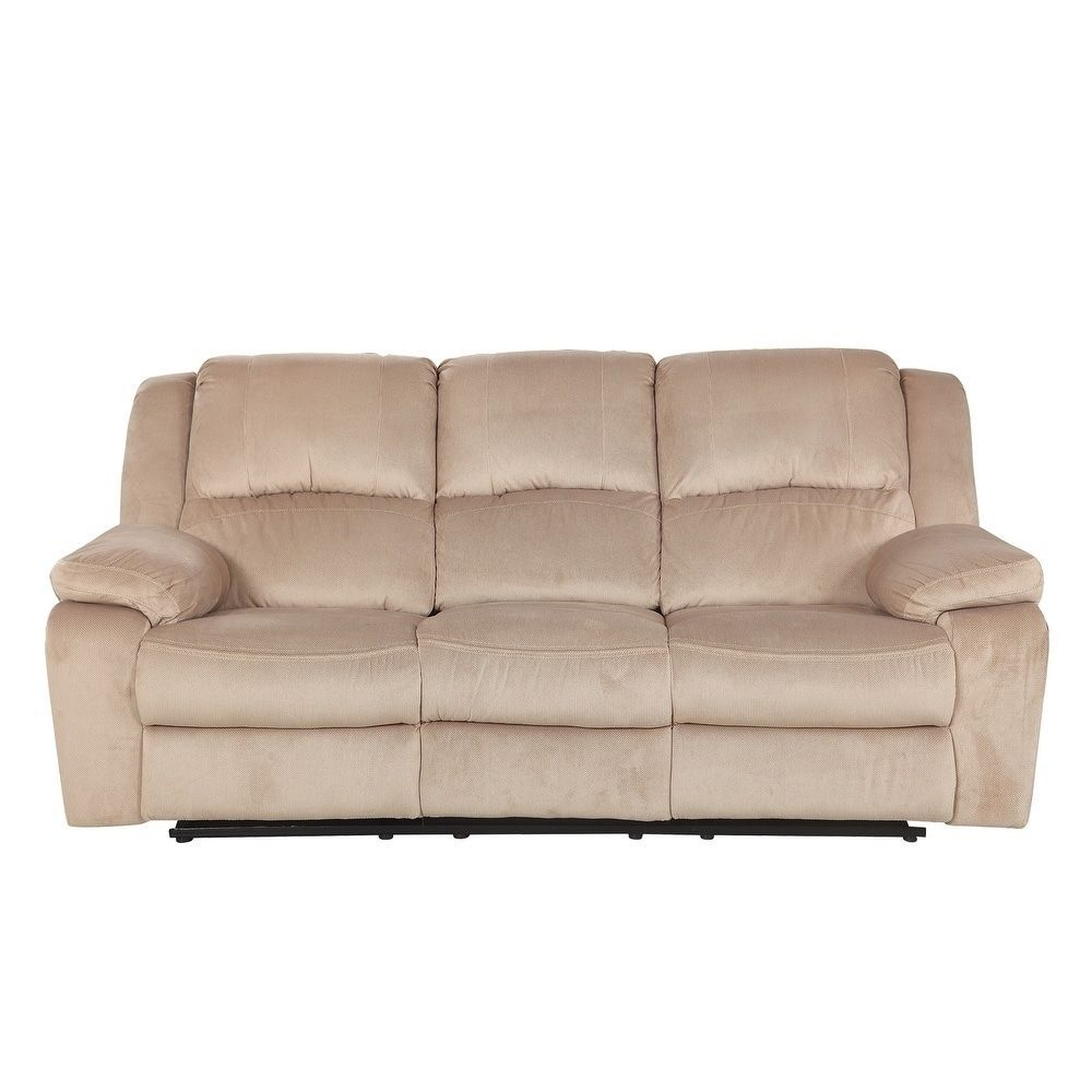 Outstanding Classic Microfiber Sofa Couch With Ultra Comfortable Pabps2019 Chair Design Images Pabps2019Com