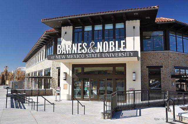 The New Nmsu Campus Bookstore Las Cruces Southern New Mexico New Mexico New Mexico State University