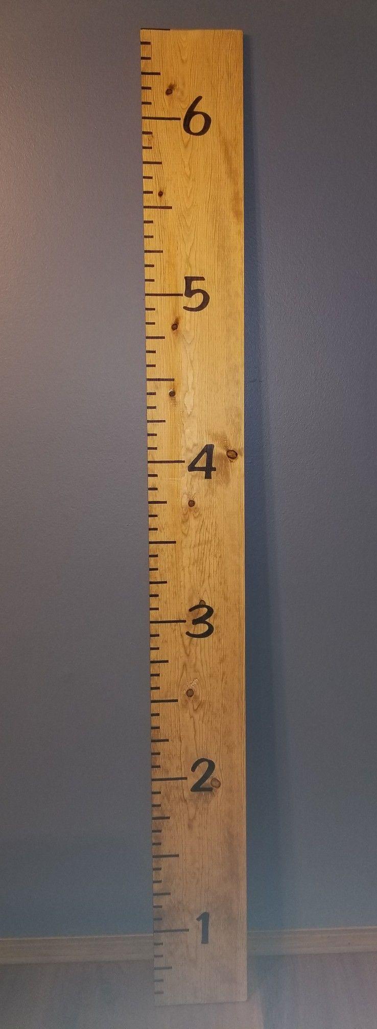 Growth Ruler Cricut Growth ruler
