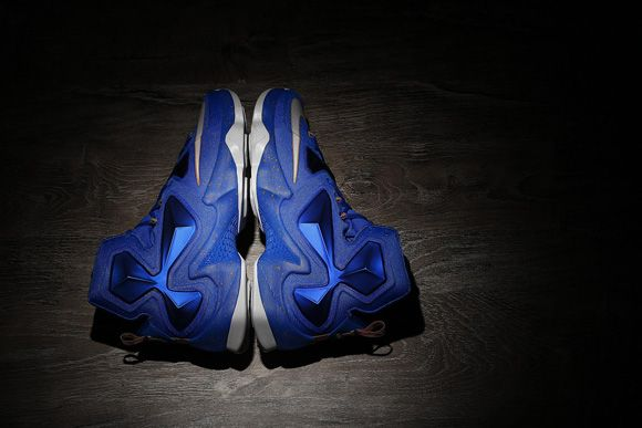 577b11160d2 Get Up Close and Personal with the Nike LeBron 13  Balance