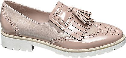 Loafer von Ellie Star Collection in pink