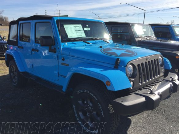 Chief Wrangler Unlimited Freedom Edition Jeep Unlimited Wrangler Jeep