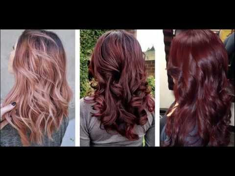 Loreal Feria Chocolate Cherry Hair Color Ideas And Styles For