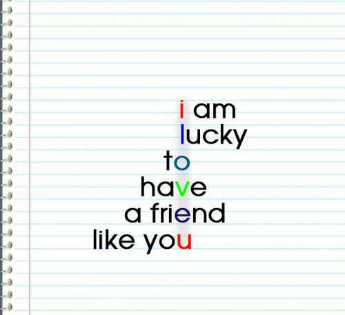 Im Lucky To Have A Best Friend Quotes Quotes Best Friend