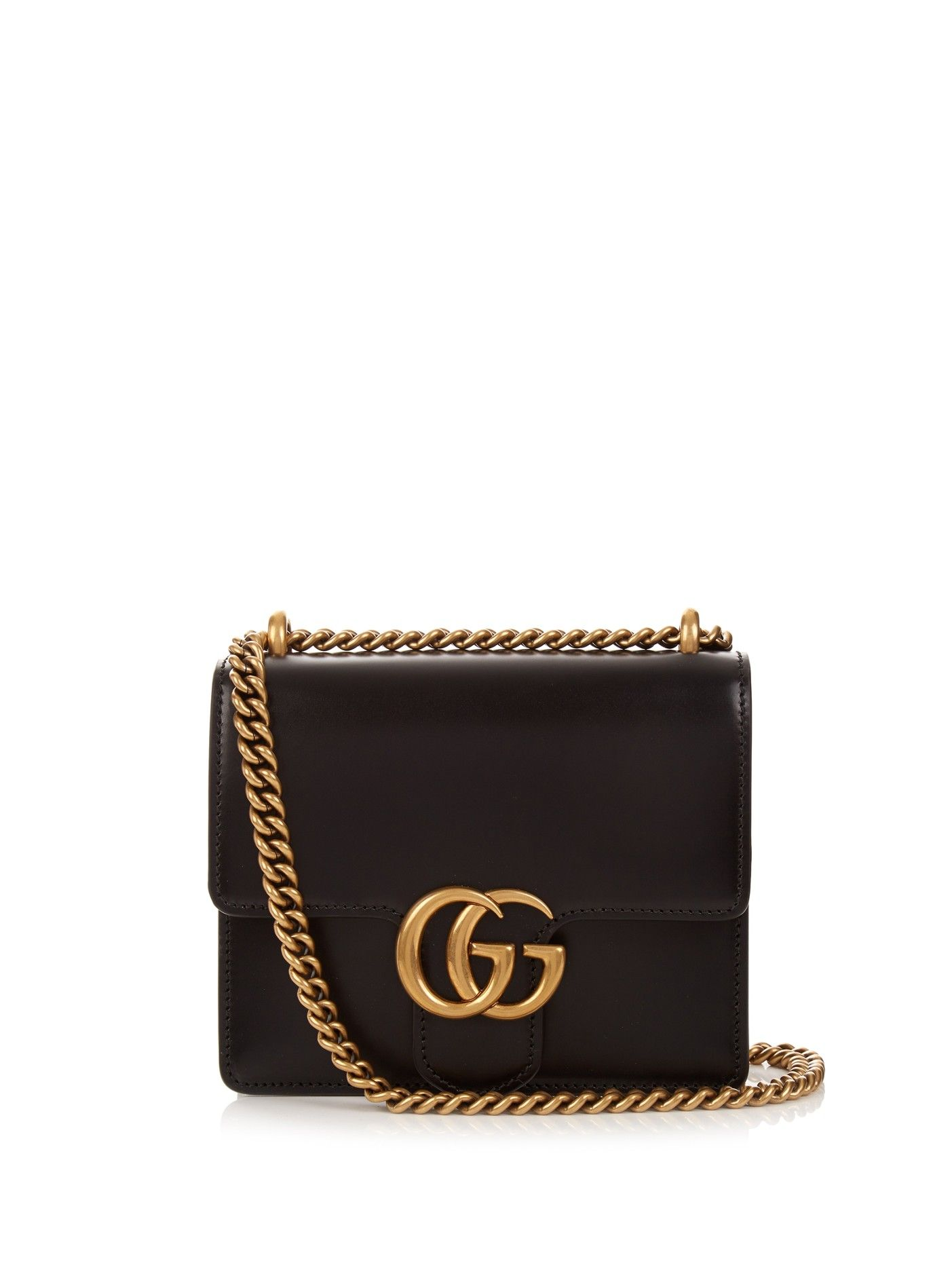 7b3f6886c6c GG Marmont leather cross-body bag