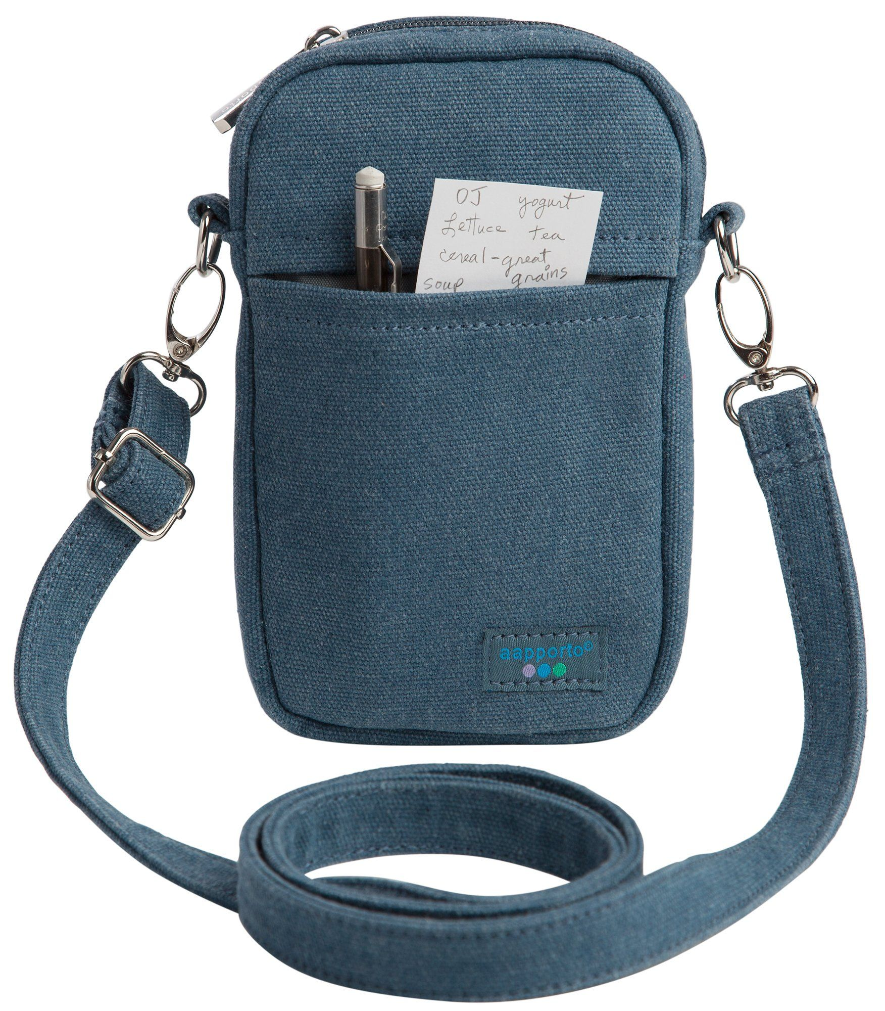 iphone purse case with shoulder strap
