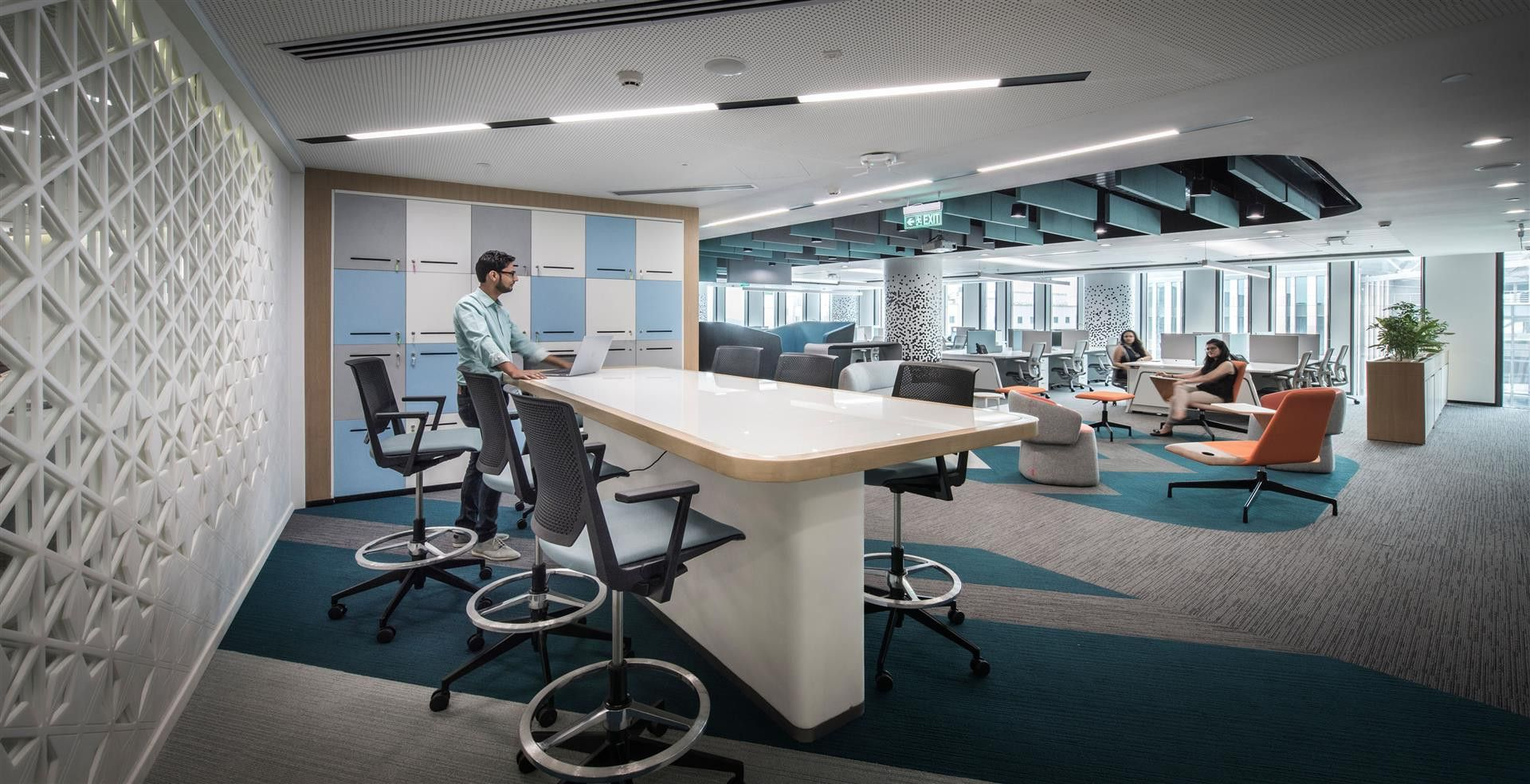 Office Workspace Design Office Space Interior Design Find The
