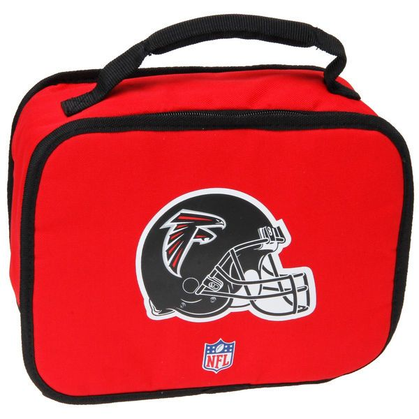 under armour lunch box. atlanta falcons red insulated nfl lunch box, $12.99 under armour box