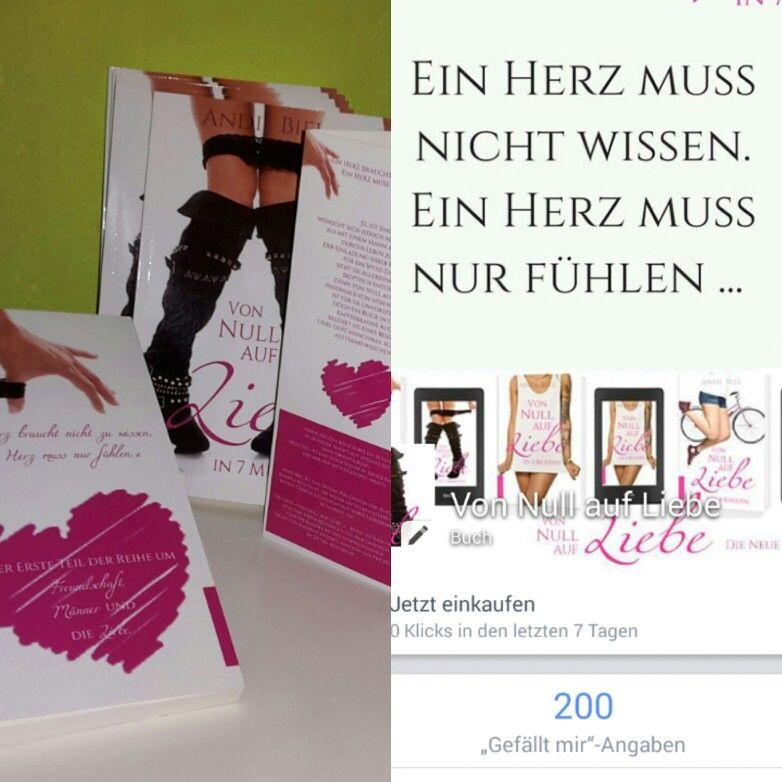 Gewinnt eine limitierte Taschennuchausgabe #VonNullaufLiebe  Mitmachen auf Facebook unter Von Null auf Liebe