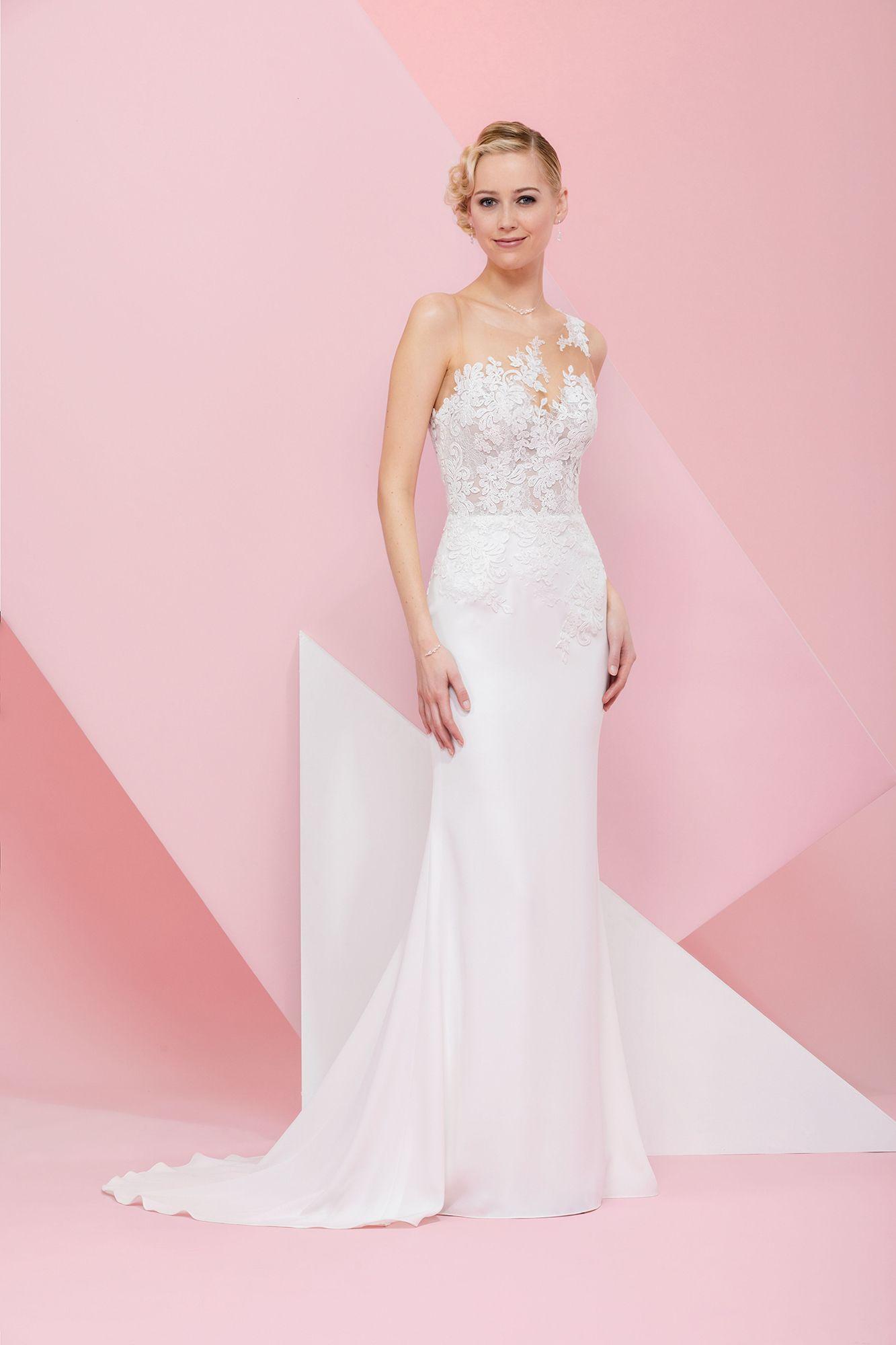 Vestido de Novia de Eglantine Créations (TATOO) #bodas #wedding ...