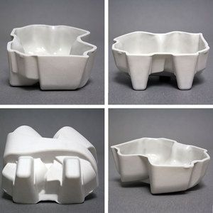 Gyre Ceramic Bowl now featured on Fab.