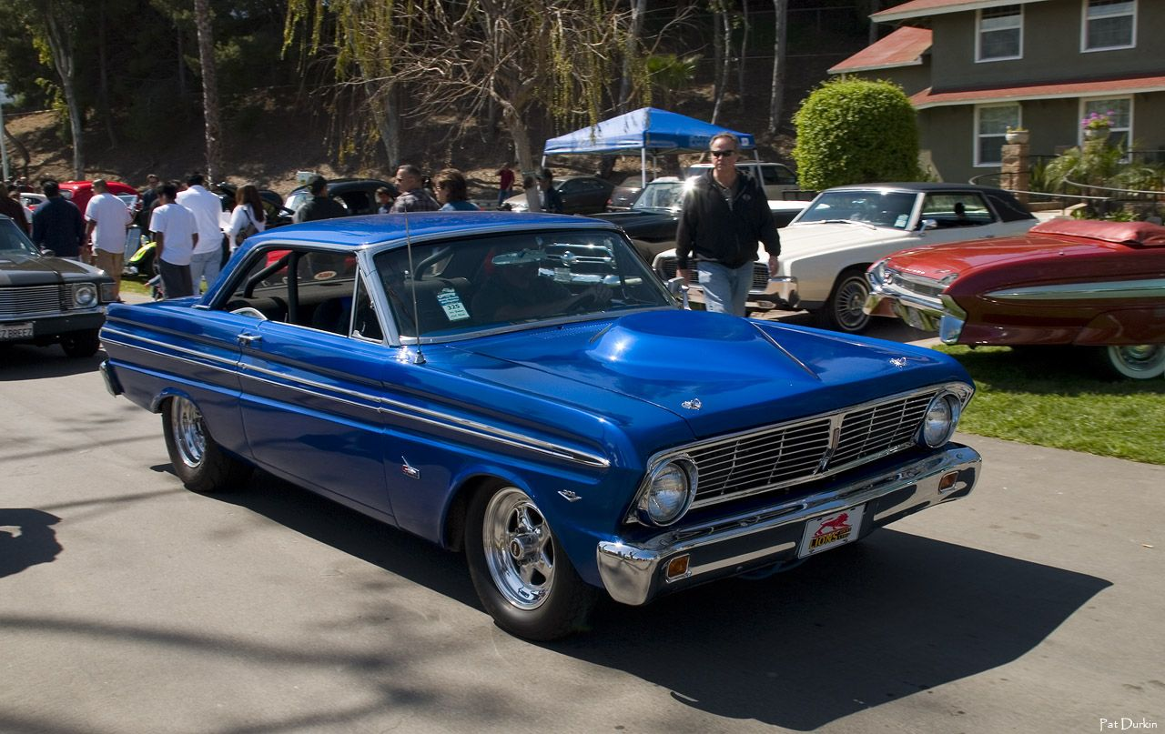 1965 ford falcon ht metallic blue cars trucks. Black Bedroom Furniture Sets. Home Design Ideas