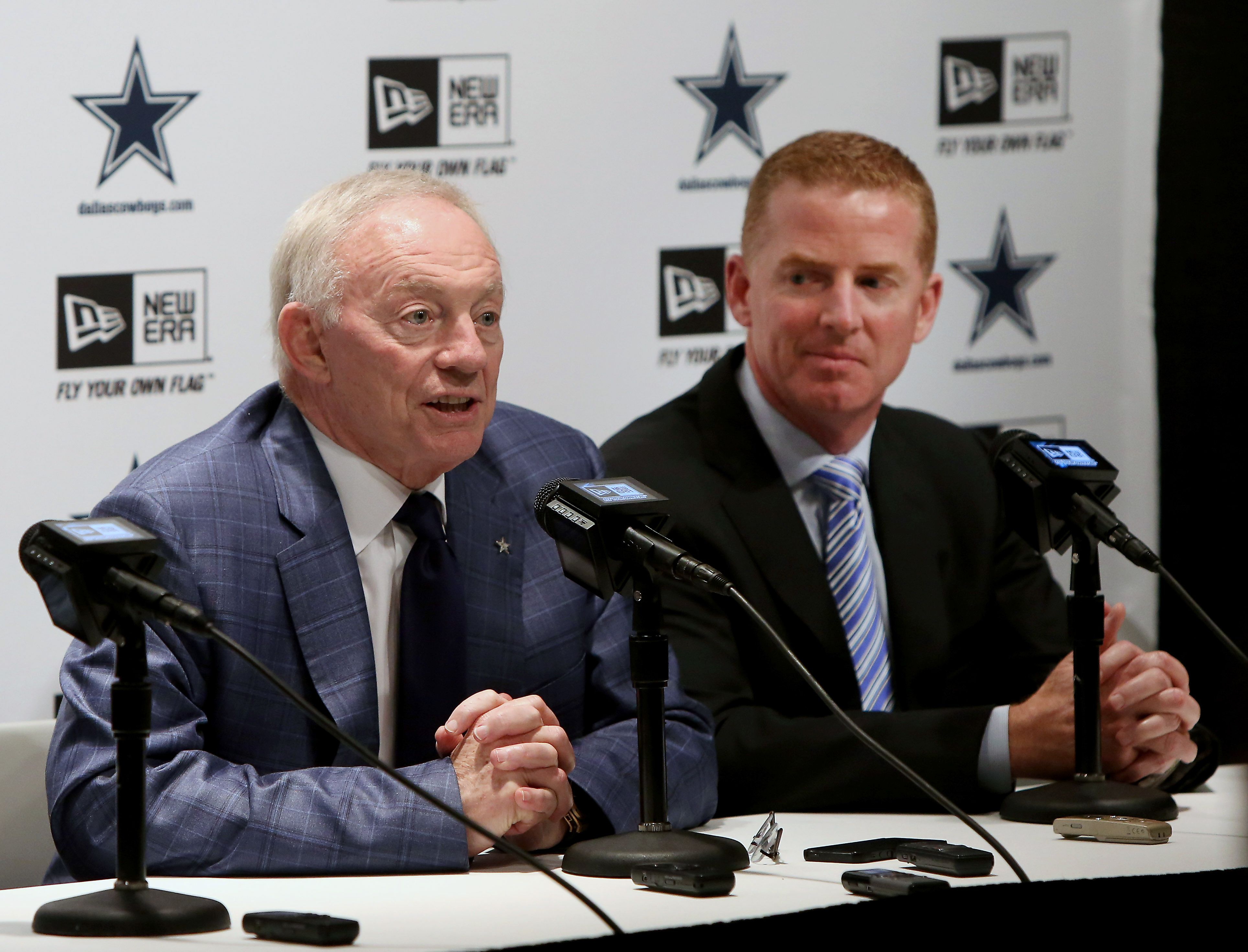 What We Learned From The Cowboys PreDraft Press