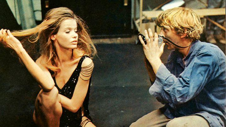 London on Film Blow-Up  Antonioni's stylish swinging sixties has a dark edge to it.