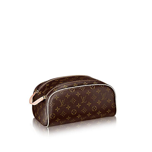 be8c4683e326 King size Toiletry Bag Monogram Canvas in Women s TRAVEL collections by Louis  Vuitton