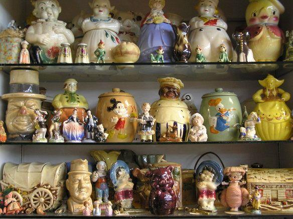 Cookie Jar collection Bohemia, New York