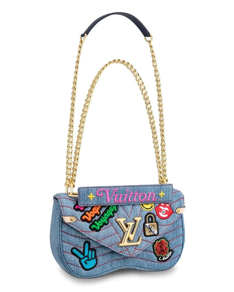 Denim Bags Are All The Rage For Spring