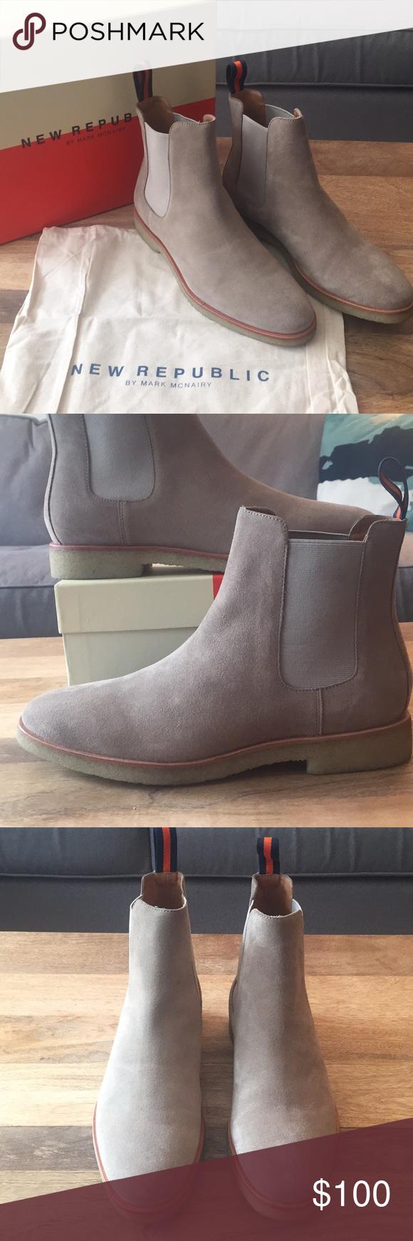 29a5386d5688f2 New Republic - Chelsea Boots - Men s Size  9.5 US BRAND NEW! New Republic