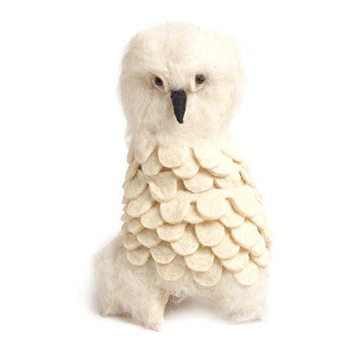 Harry Potter Christmas Tree Topper: Snowy Owl Christmas Tree Topper *** This Is An Amazon