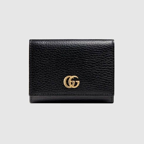 4049d9109d12 GUCCI Gg Marmont Leather Wallet.  gucci  women s small wallets ...