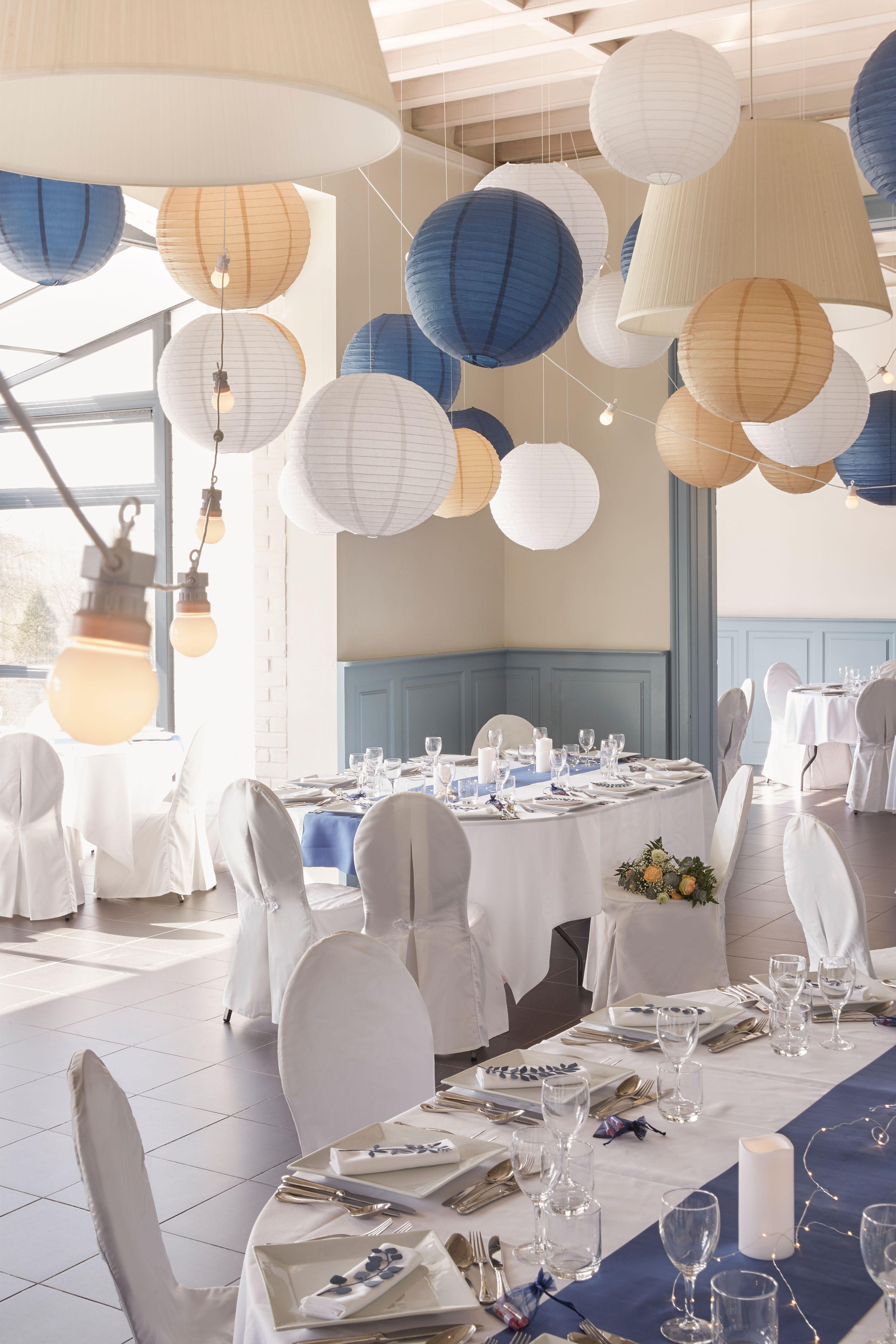 Décoration Salle Mariage Pour Votre Déco Plafond Salle