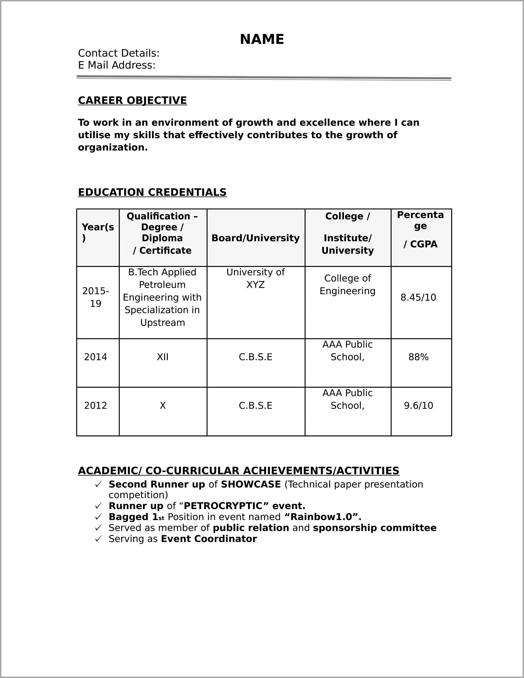 Pin on Accounting Assistant Resume Templates