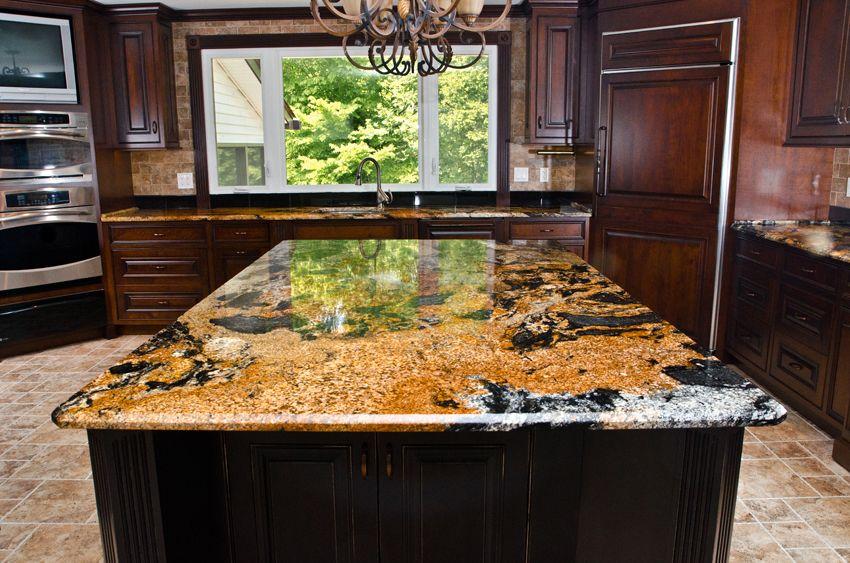Magma Gold Granite By Granite Grannies Granitegrannies Com