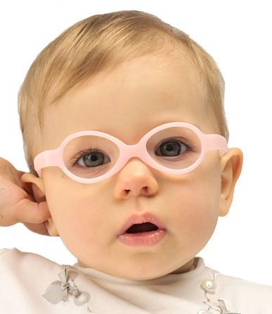 48679b84d5c Miraflex glasses are the best.....doc says the chances high this baby will  need glasses like the boys so I m just preparing! She will look adorable in  pink ...