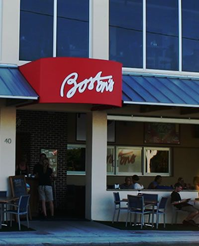 Boston S On The Beach Boston S On The Beach Is A Local Delray Beach Eatery Been There For 35 Year Delray Beach Restaurants Delray Beach Delray Beach Florida