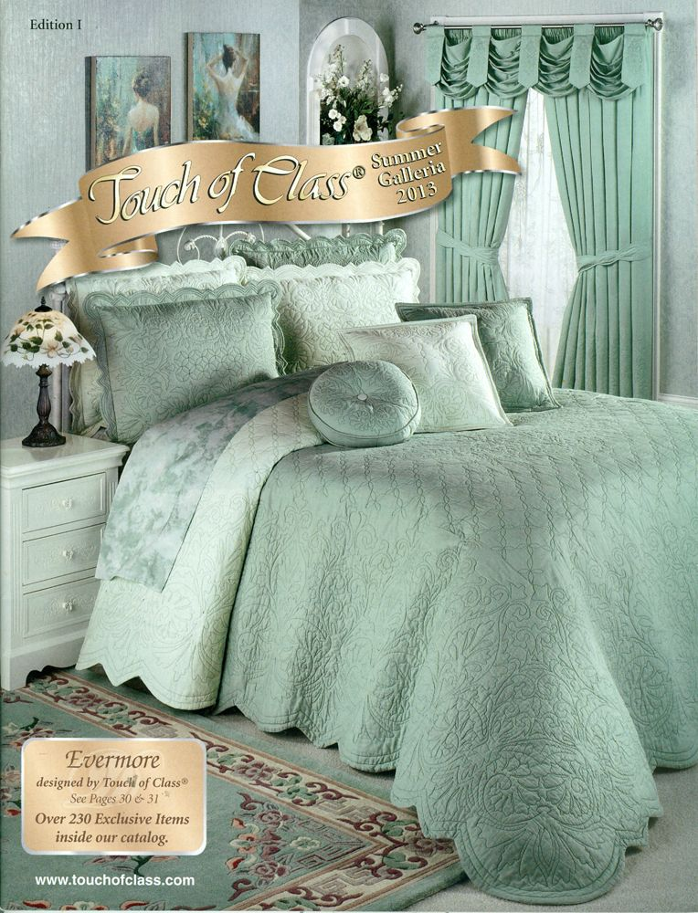 Touch Of Class Catalog Beautiful Bedding Home Decor Rugs