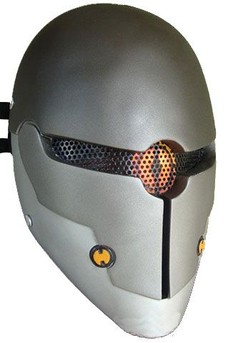 Gray Fox tactical paintball mask