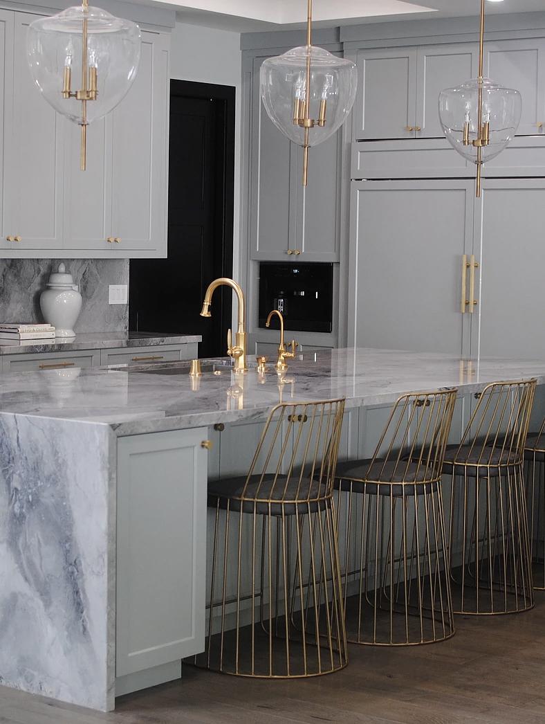 ryan saghian luxury elegant and beautiful open kitchen best top famous luxurious high end on kitchen interior luxury id=92886