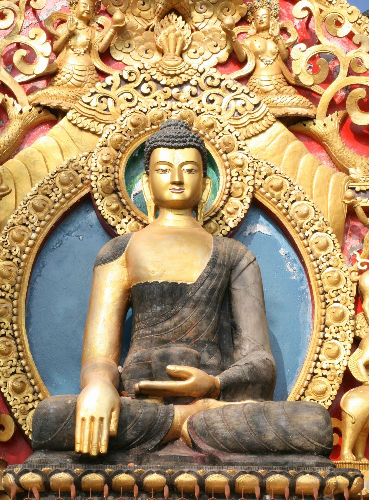 Buddha, Nepal♥♥♥ | Buddha - Kwan Yin in 2019 | Buddha
