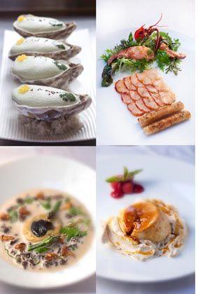 Les Prés d\'Eugénie - Michel Guérard, restaurant gastronomique ...