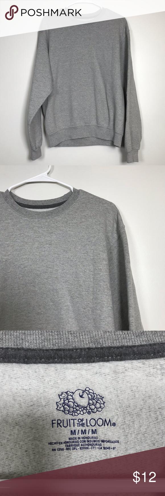 Sweat | Fruit Of The Loom Sweatshirt | EMP
