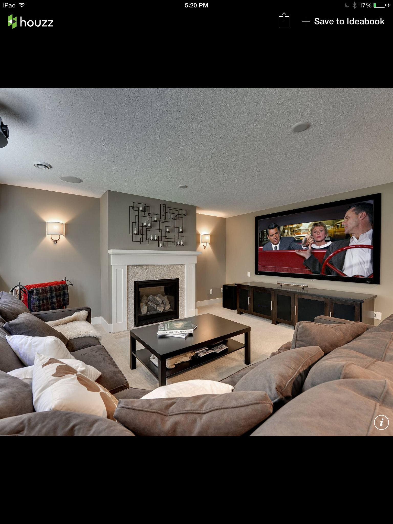 Basement Home The Big Comfy Couch Home Decor