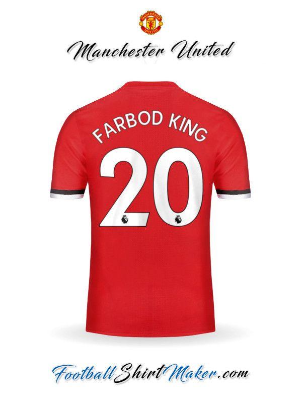 ba1172218 Manchester United 20 – Idea di immagine del club fc
