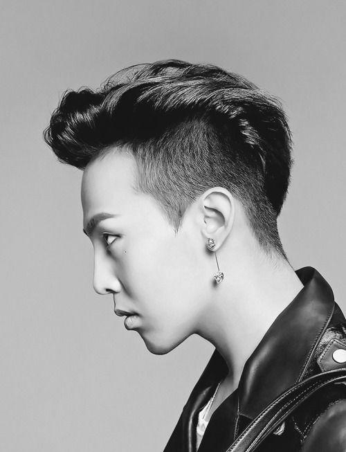 G Dragon 2015 Red Hair