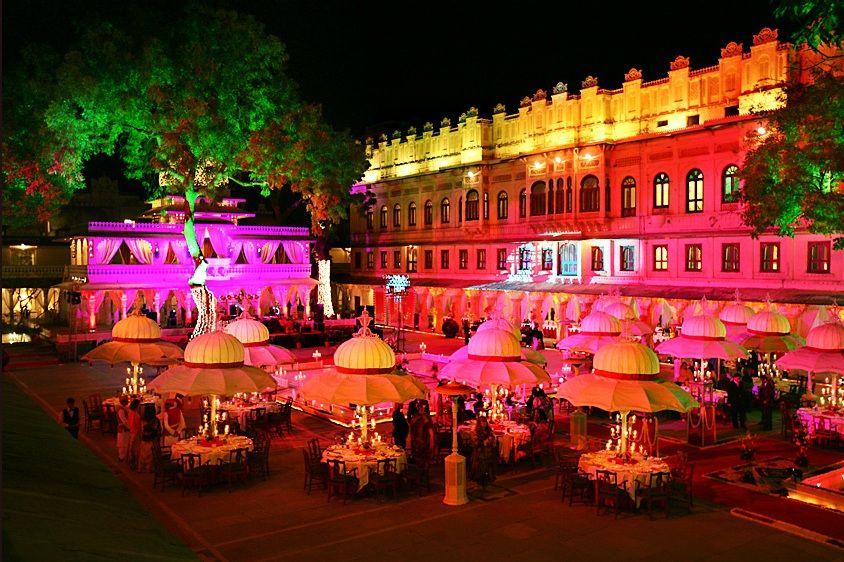 Lake Palace Udaipur wedding venue Indian wedding venue