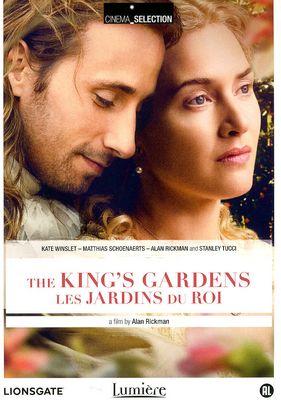 The king 's gardens - Alan Rickman